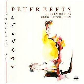 Peter Beets - portret van Peterson [CD] USA import
