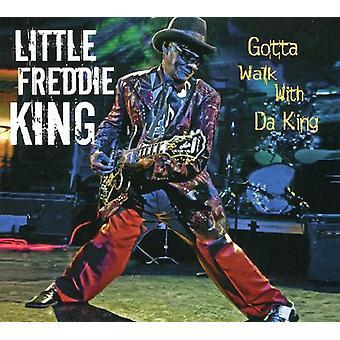 Weinig Freddie King - Gotta Walk with Da King [CD] USA importeren