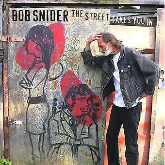Bob Snider - Street tager du i [CD] USA import