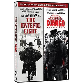 Hateful Eight / Django [DVD] USA import
