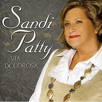 Sandi Patty - Via Dolorsa: Redemption hymner [CD] USA import