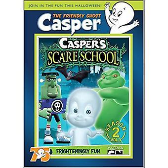 Caspers skræmme skole: sæson 2 [DVD] USA import