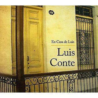 Luis Conte - En Casa De Luis [CD] USA import