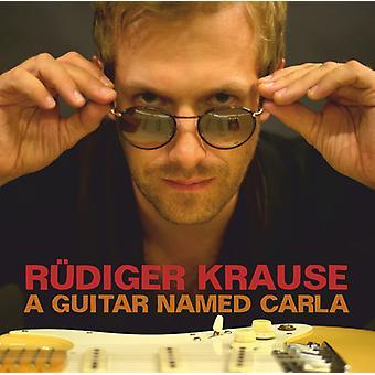 Bley, Carla / Krause, Ruediger / sluge, Steve - Guitar opkaldt Carla [CD] USA import