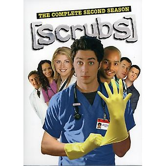 Scrubs - Scrubs: En komplet anden sæson [3 Discs] [DVD] USA import
