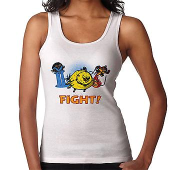 Aviary Kombat Mortal Angry Birds Women's Vest