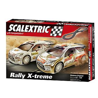 Scalextric C2 Rally X-Treme (Toys , Vehicles And Tracks , Slot , Circuits)