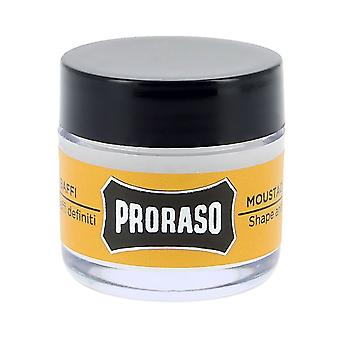 Proraso Italian Wood and Spice Moustache Wax 15ml