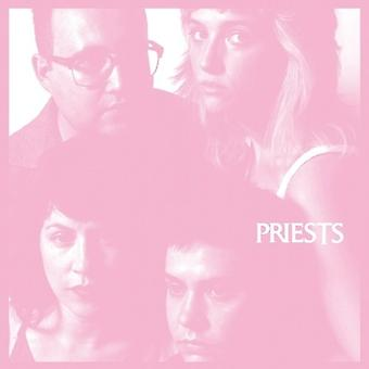 Priests - Nothing Feels Natural [CD] USA import