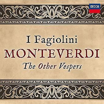 Monteverdi / Hollingworth, Robert / I Fagiolini - Monteverdi: Other Vespers [CD] USA import