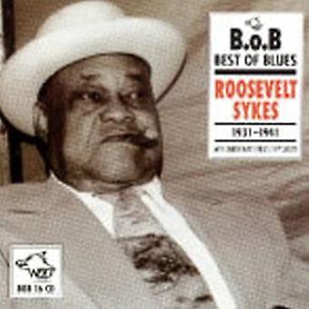 Roosevelt Sykes - 1931-41 [CD] USA importerer