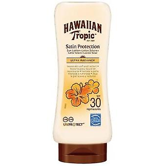 Hawaiian Tropic Satin Cream + Radiance Protection Ultra 180 ml