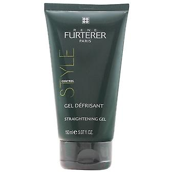Rene Furterer Style Straightening Gel 150 ml (Woman , Hair Care , Treatments , Wrinkling)