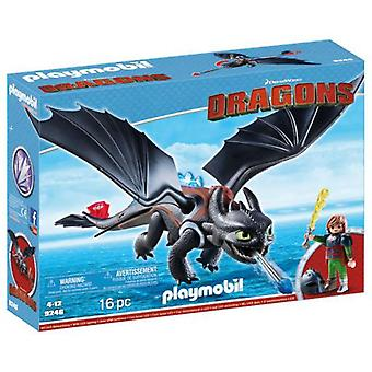 Playmobil 9246 Hiccup & Toothless