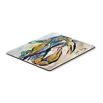 Carolines Treasures  JMK1092MP Blue Crab Mouse Pad, Hot Pad or Trivet