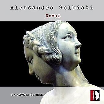 Solbiati / Ex Novo conjunto / Orvieto - Novus / importación USA Ex Novo Ensemble [CD]