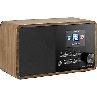 Internet Table top radio Imperial i110 Internet radio, USB Wood