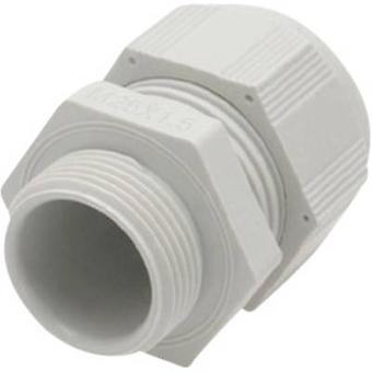 Cable gland with reducer seal inset, vibration-protected M16 Po