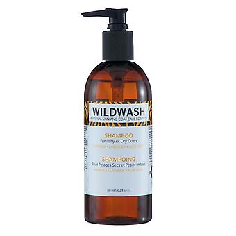 Wildwash Shampoo For Itchy Or Dry Coats 300ml