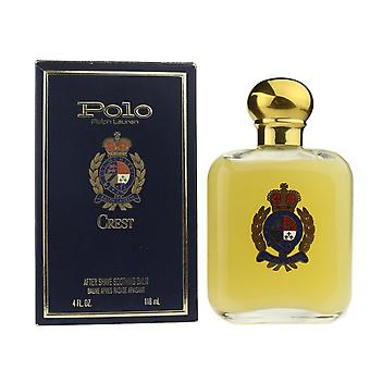 Ralph Lauren 'Polo Crest' After Shave Soothing Balm 4oz/118ml New In Box