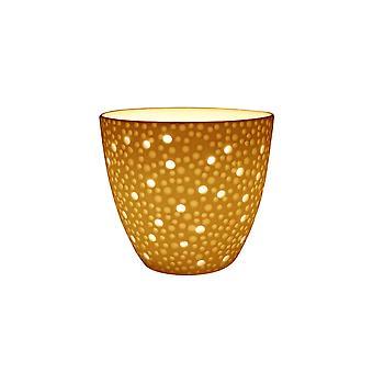 Light-Glow Bubbles Lithophane Tealight Candle Holder Cup