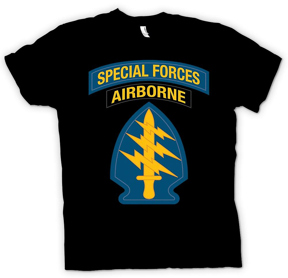 Kinder-T-shirt-Green Beret Special Forces