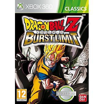 Dragonball Z Burst Limit - Classics (Xbox 360)