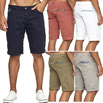Men's Chino shorts summer Bermuda shorts Club designer business classic