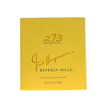Fred Hayman's 273 Rodeo Drive Beverly Hills Exceptional Dusting Powder 5oz/150g