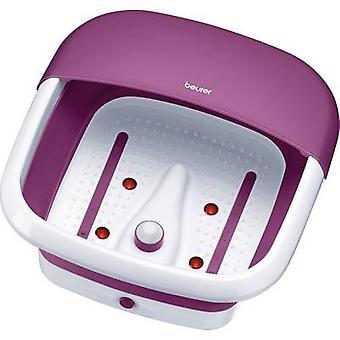 Foot spa Beurer FB 30 60 W White, Purple