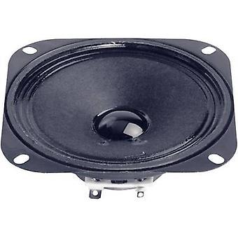 Visaton R 10 S 4 10.16 cm Wideband luidspreker chassis 20 W 4 Ω