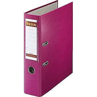 Bene Folder A4 Spine width: 80 mm Blackberry 2 brackets 291400BRO