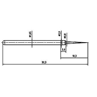 PTR 2021-BST-1.5N-NI-0.8 Precision test tip