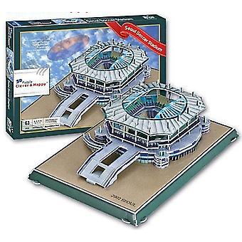 Seoul Soccer Stadium, Sør-Korea 3D puslespill