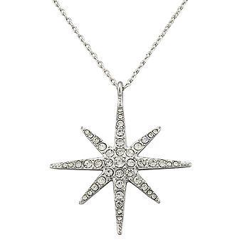 s.Oliver damer halsband halsband med stjärna hängande 39.711.9A.2550-0011