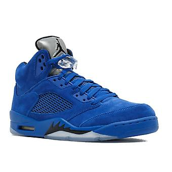 Air Jordan 5 Retro 'Blue Suede' - 136027-401-schoenen