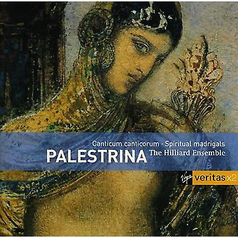 G. Palestrina - Palestrina: Canticum Canticorum: åndelige madrigaler [CD] USA import