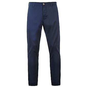 Kangol Mens Gents Chino Khaki Casual Everyday Trousers Jeans Pants New