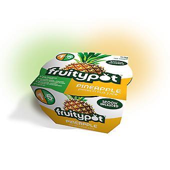 Fruitypot Pineapple in Juice