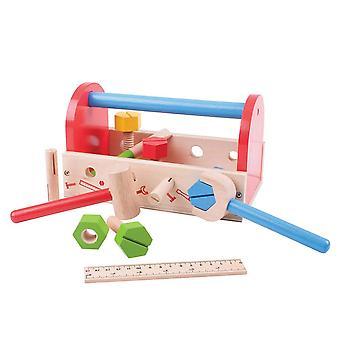 Bigjigs zabawki mój Skrzynka narzędziowa