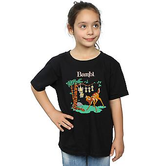 Disney Girls Bambi Tilted Up T-Shirt