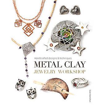 Atelier de bijoux en argile métal - dessins faits à la main et les Techniques de tr