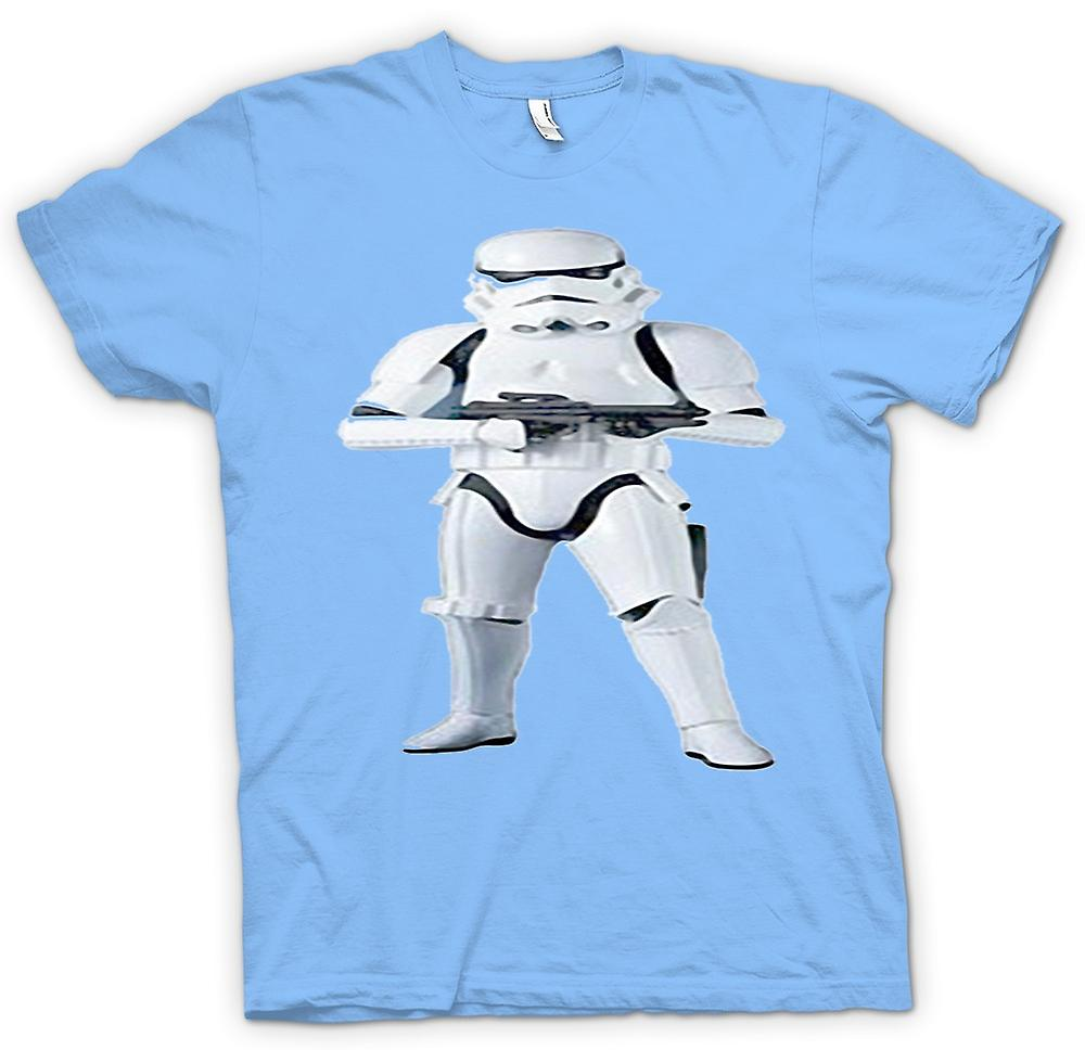 Mens T-shirt-film van Star Wars - Storm Trooper-
