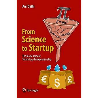 Tieteeltä käynnistys - sisällä radan teknologian yrittäjille