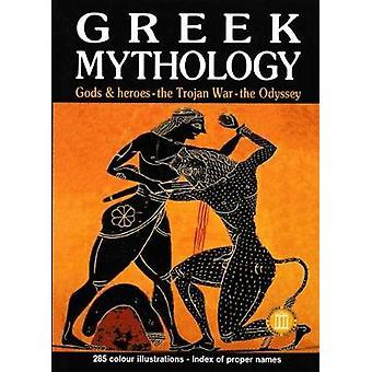 Greek Mythology - Gods & Heroes  - The Trojan War - The Odyssey by