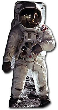 Buzz Aldrin (Mond-Landung Astronaut) - Lifesize Pappausschnitt / Standee
