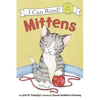 Mittens (My First I Can Read - Level Pre1)