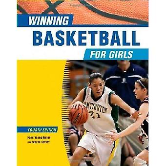 Vinnande basket för tjejer (vinnande sport för flickor)
