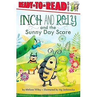 Zoll und Roly und der sonnigen Tag zu erschrecken (Ready-To-Read - Stufe 1 (gebundene Ausgabe))
