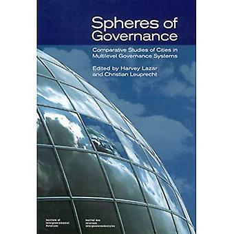 Domaines de la gouvernance: des études comparatives des villes dans les systèmes de gouvernance à plusieurs niveaux